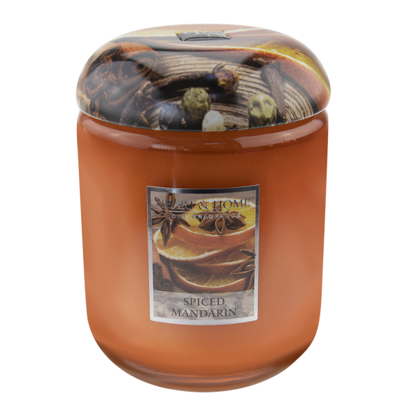 Duftkerze Spiced Mandarin 340g