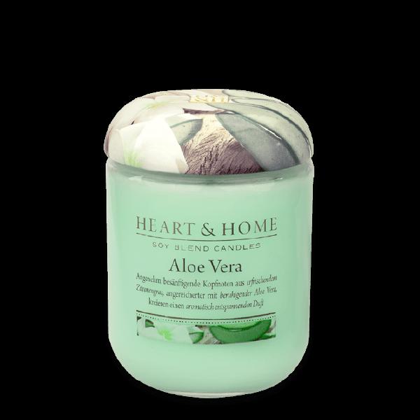 Duftkerze Aloe Vera 115g