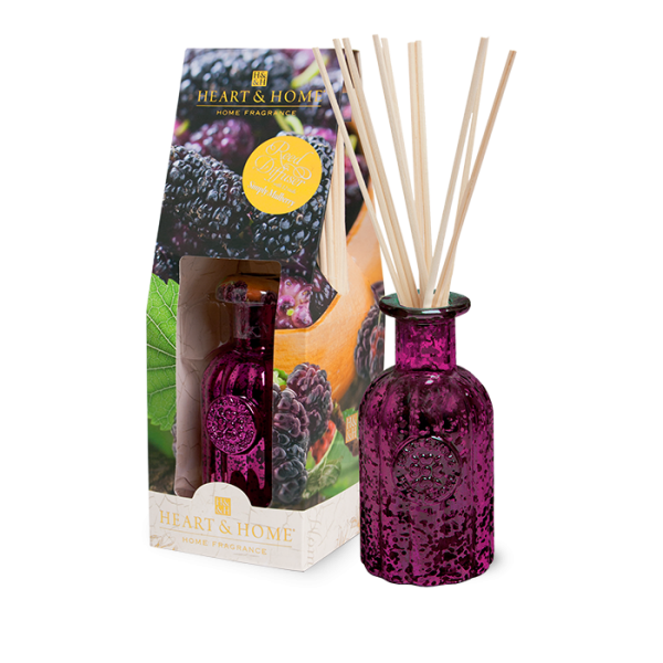 Reed Diffuser Simply Mulberry