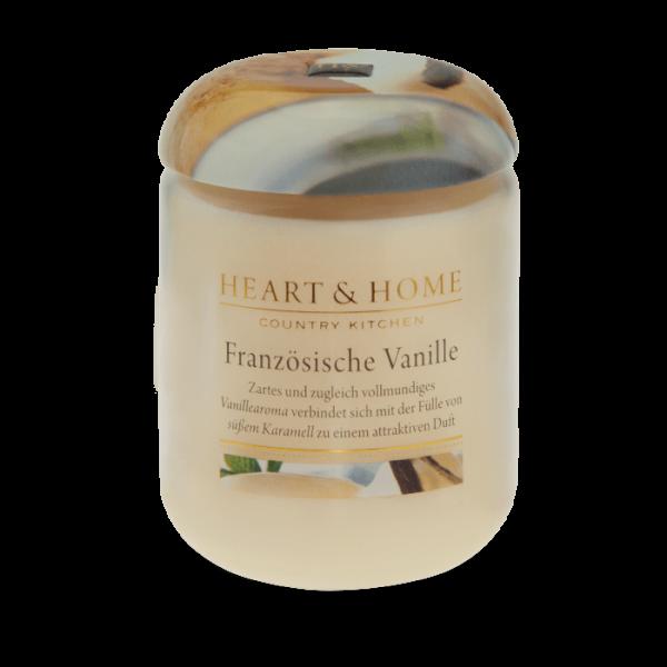 Duftkerze Französische Vanille 340g