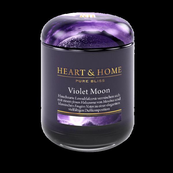 Duftkerze Violet Moon 340g