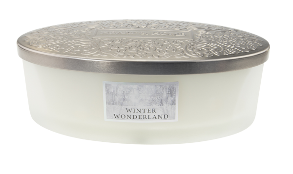 Duftkerze Ellipse Winter Wonderment 420g