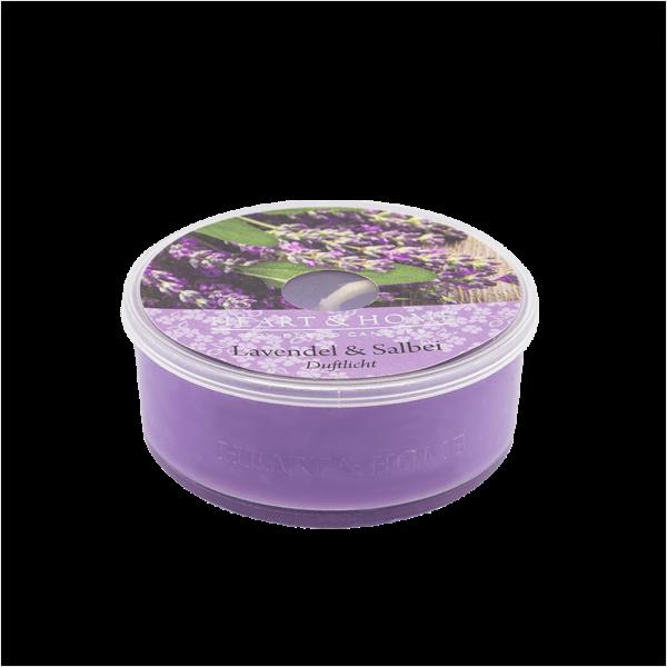 Duftlicht Lavendel & Salbei 38g