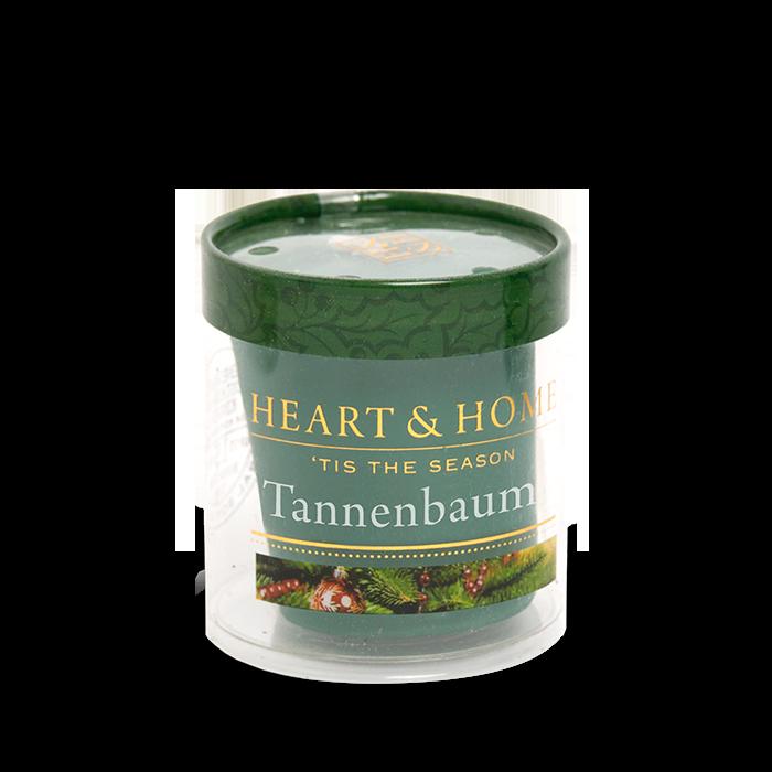 votivkerze tannenbaum 52g soja duftkerzen heart home onlineshop. Black Bedroom Furniture Sets. Home Design Ideas