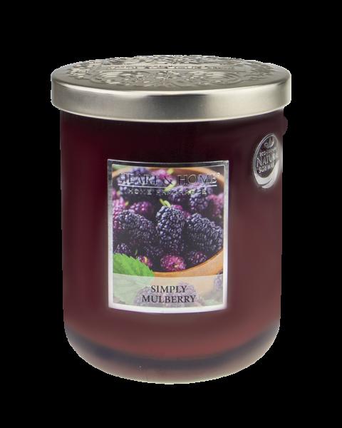 NEU Duftkerze Simply Mulberry 340g