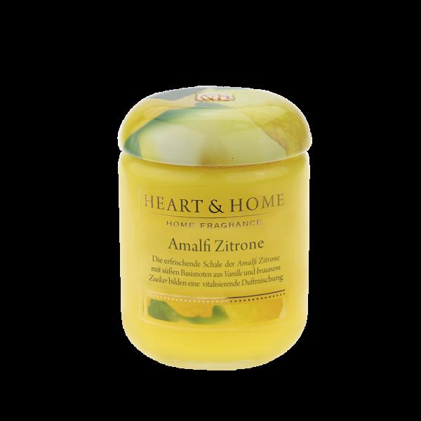Duftkerze Amalfi Zitrone 115g