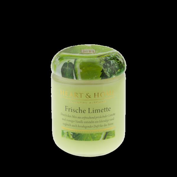 Duftkerze Frische Limette 115g