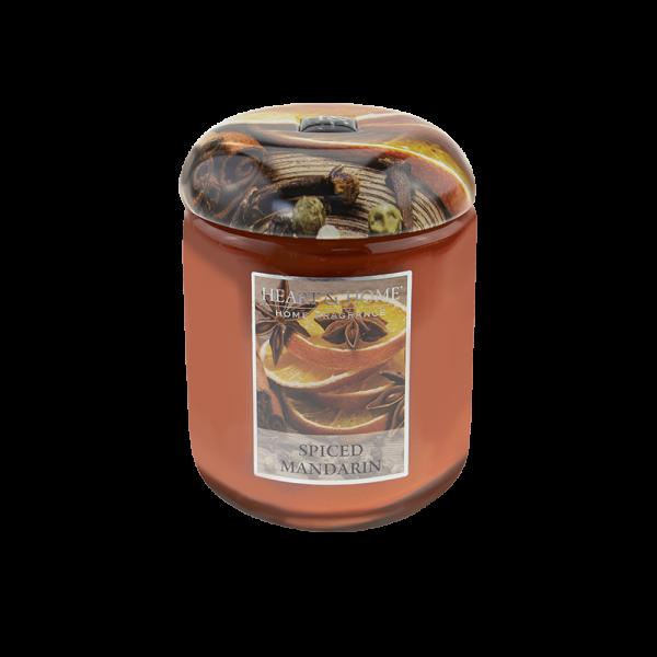 Duftkerze Spiced Mandarin 115g