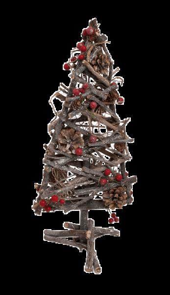 Weihnachtsbaum Winterbeere