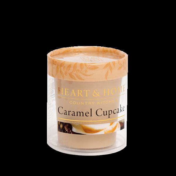 Votivkerze Caramel Cupcake 52g