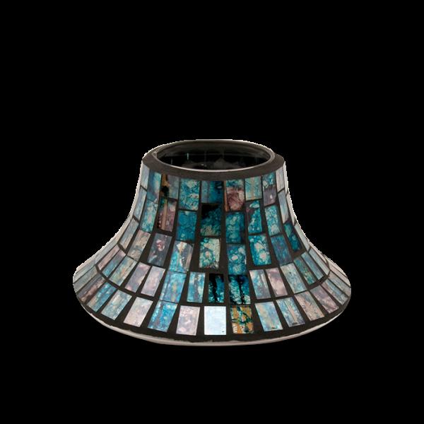 Lampenschirm Mosaik ''Twilight''