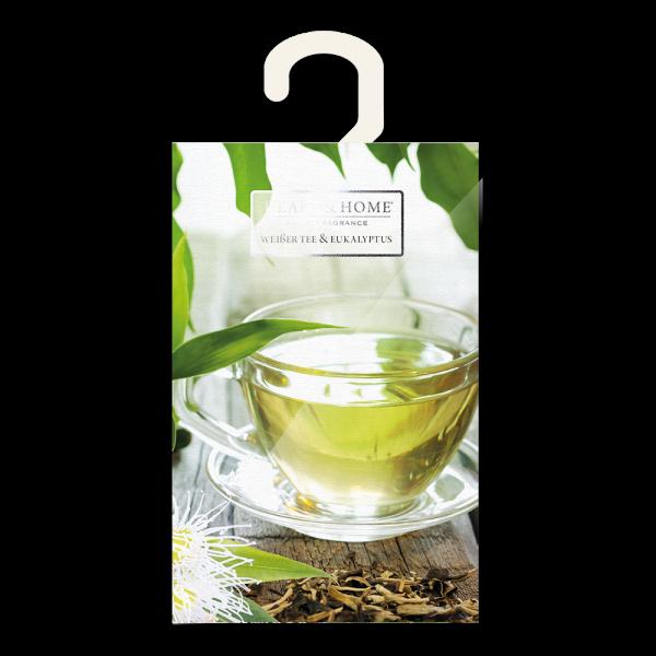 Duftsachet Weißer Tee & Eukalyptus