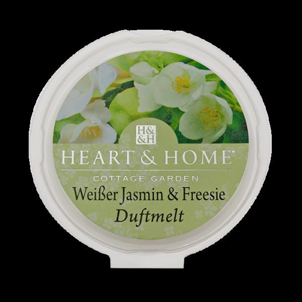 Duftmelt Weißer Jasmin & Freesie 26g