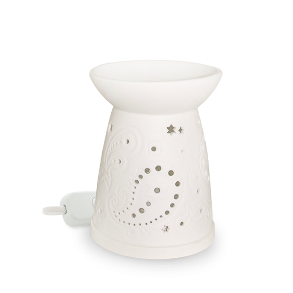 Duftlampe Elektrisch Paisley