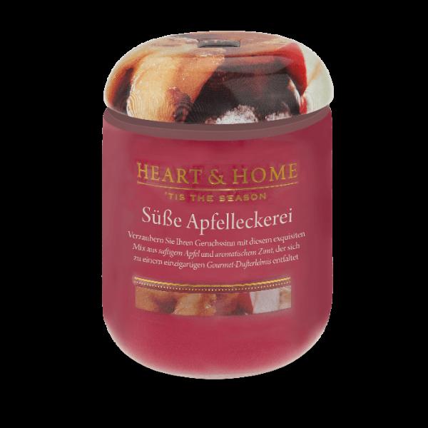 Duftkerze Süße Apfelleckerei 340g
