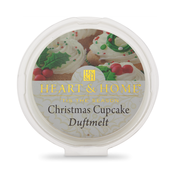 Duftmelt Christmas Cupcake 26g