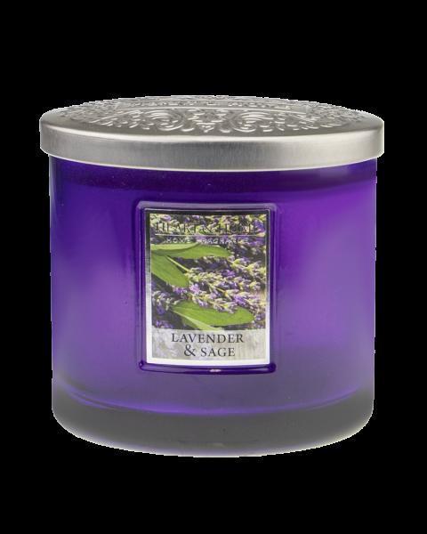 NEU Duftkerze Ellipse Lavender & Sage 230g