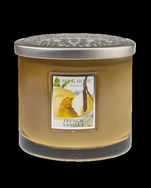 NEU Duftkerze Ellipse French Vanilla 230g