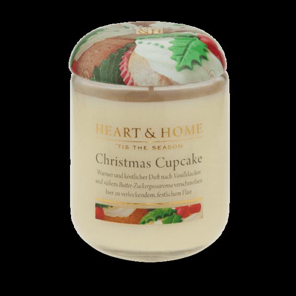 Duftkerze Christmas Cupcake 340g