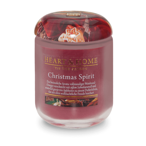 Duftkerze Christmas Spirit 340g