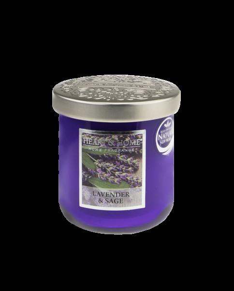 NEU Duftkerze Lavender & Sage 115g