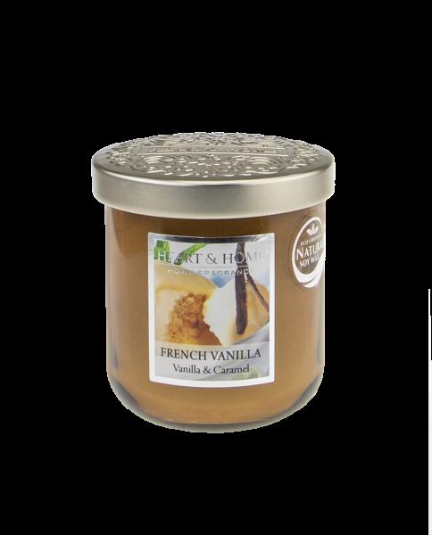 Duftkerze French Vanilla 115g
