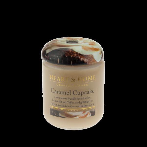 Duftkerze Caramel Cupcake 115g