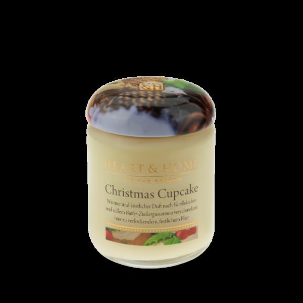 Duftkerze Christmas Cupcake 115g