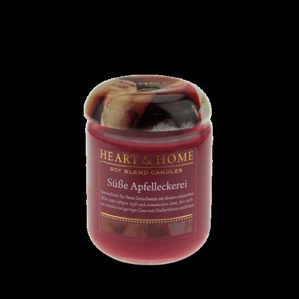 Duftkerze Süße Apfelleckerei 115g