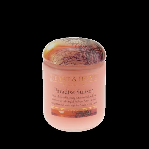 Duftkerze Paradise Sunset 115g