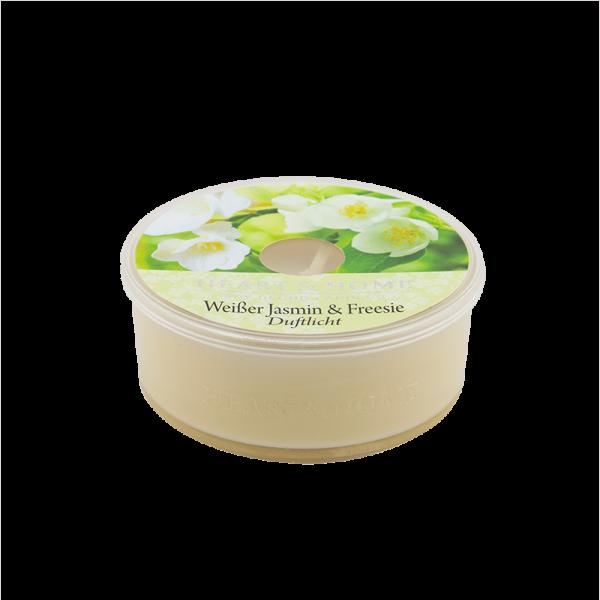 Duftlicht Weißer Jasmin & Freesie 38g