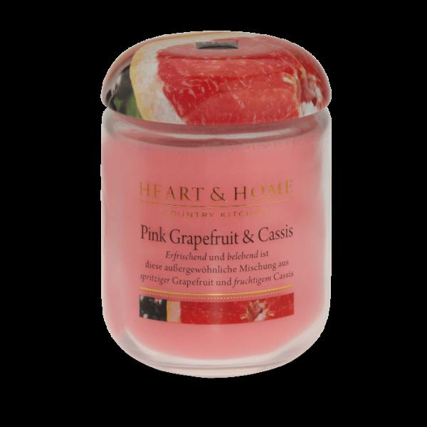***2 for 1*** Duftkerze Pink Grapefruit & Cassis 340g