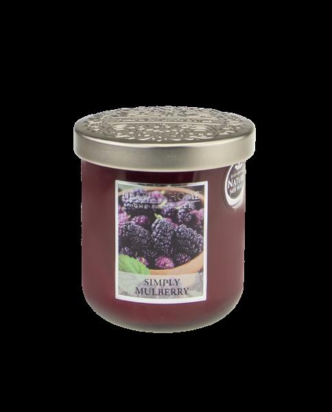NEU Duftkerze Simply Mulberry 115g