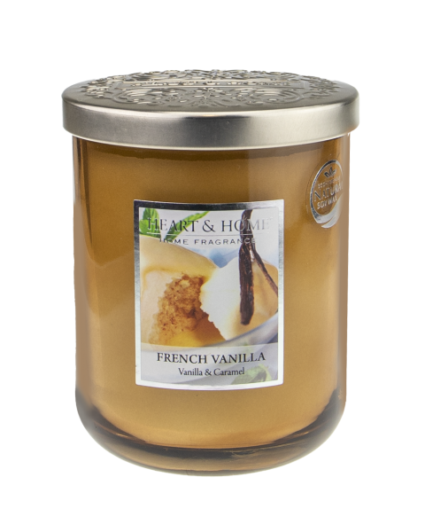 NEU Duftkerze French Vanilla 340g