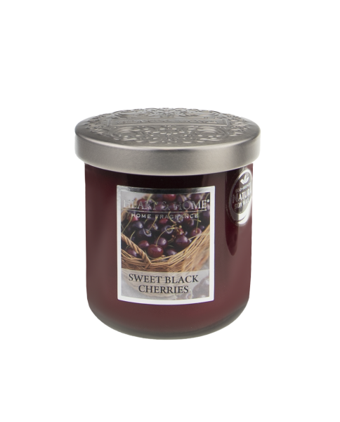 NEU Duftkerze Sweet Black Cherries 115g