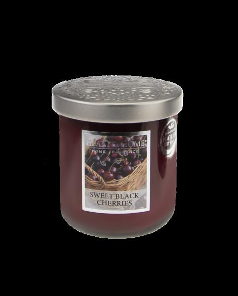 NEU Duftkerze Sweet Black Cherries 115g