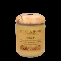 Duftkerze Amber 115g