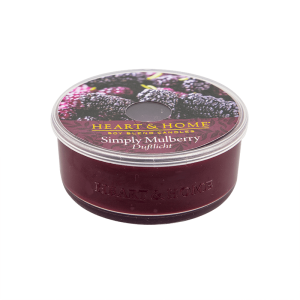 Duftlicht Simply Mulberry 38g