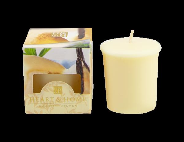 NEU Votivkerze French Vanilla 52g
