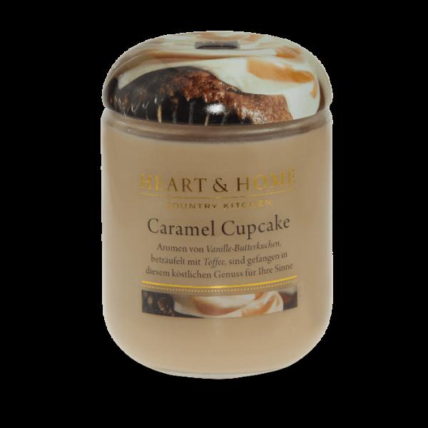 Duftkerze Caramel Cupcake 340g