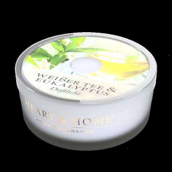 Duftlicht Weißer Tee & Eukalyptus 38g