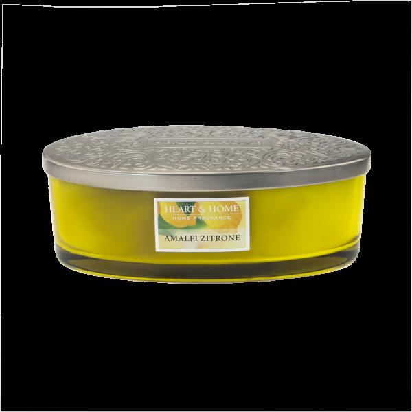 Duftkerze Ellipse Amalfi Zitrone 420g